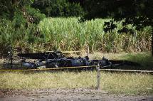 Piloto pierde la vida en accidente de avioneta en Cartago