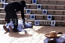 No hay rastro del 70% de los desaparecidos en Colombia