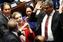 Día negro para la izquierda en Brasil: Lula inculpado por corrupción y Dilma en juicio