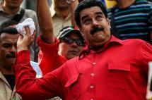 Maduro amenaza con prisión a opositores si hay violencia en marcha a favor del revocatorio