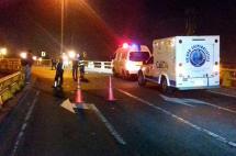 Patrullero de la Policía falleció en accidente de tránsito en Cali