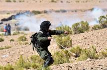 Conmoción en Bolivia por