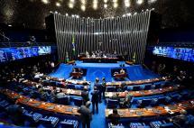 Inicia en el Senado de Brasil la última etapa del juicio político contra Dilma Rousseff