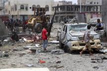 Al menos 60 muertos en atentado reivindicado por el Estado Islámico en Yemen