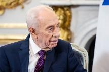 Empeora la salud del expresidente israelí Shimon Peres