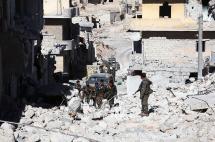 Al menos 25 muertos dejan bombardeos sobre la ciudad de Alepo, Siria