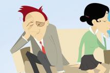 Si usted y su pareja tienen uno de estos 10 problemas, necesitan terapia