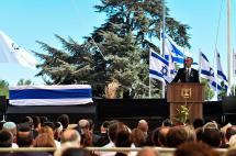 En video: dirigentes mundiales dieron último adiós a Shimon Peres en Jerusalén