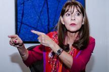 """""""Queremos acuerdo con las Farc, pero sin tanto ventajismo"""": Marta Lucía Ramírez"""