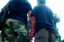 Cruz Roja recibirá otro grupo de menores que salen de las Farc en los próximos días