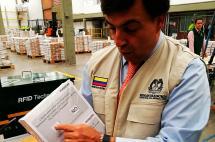 Registraduría reportó que material electoral para el plebiscito ya quedó listo