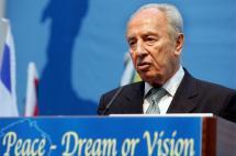 Líderes mundiales rinden homenaje al expresidente israelí Shimon Peres