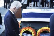 Israel rinde último homenaje a Peres y prepara llegada de líderes para el funeral