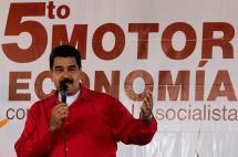 Maduro se reúne con el papa Francisco ante la crisis política en Venezuela