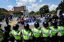 Los cinco factores clave de la crisis de Venezuela