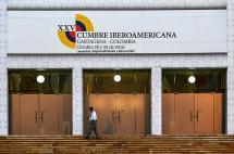 Comienza en Cartagena Cumbre Iberoamericana con la mirada puesta en Venezuela