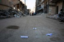 A pesar de la tregua, evacuación de civiles y heridos en Alepo no funciona