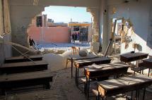 Ataque aéreo a escuela en Siria deja 22 niños muertos: Unicef