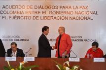 ELN saluda designación de Juan Camilo Restrepo como jefe negociador del Gobierno