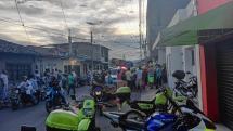 Protestas en El Cerrito por presunta estafa con tiquetes a San Andrés