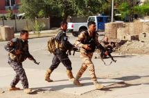 Segundo día de combates en Kirkuk, donde Estado Islámico resiste a fuerzas iraquíes