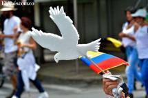 Nueva marcha por la paz este jueves en Cali