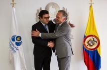 ONU y Defensoría trabajarán de la mano en zonas de preconcentración de las Farc