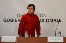 Liberación de Odín Sánchez será durante primera ronda de negociaciones, no antes: 'Pablo Beltrán'
