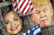 Clinton y Trump ya ganaron el título de 'los más odiados'