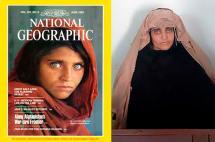 Detienen a afgana de ojos verdes que fue icónica portada de National Geographic