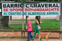 Comunidad le dice No a Centro de Zoonosis cerca al Cerro de La Bandera