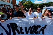 Doce países de la OEA, incluido Colombia, preocupados por crisis en Venezuela