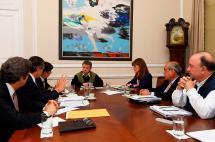 Continúan los diálogos entre el Gobierno y los líderes del No para escuchar propuestas