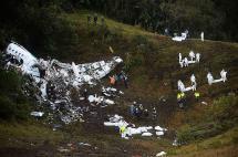 Envían a prisión a técnico aeronáutico por accidente del avión de Lamia