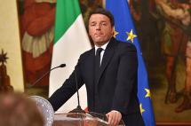 Primer Ministro de Italia renuncia tras perder referendo