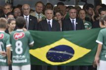 Michel Temer agradeció al gobierno colombiano por gestión con víctimas del Chapeconese