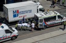 En video: un conductor mata a tres personas en embestida contra transeúntes en Australia