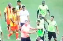 En vídeo, bochornosa pelea en amistoso entre Deportivo Cali y Pereira