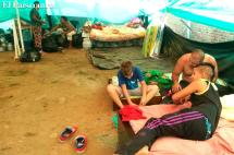 Avanza entrega de ayudas para damnificados por inundaciones en Cali