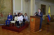 Santos instala misión que realizará ajustes al sistema electoral del país