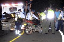 Dos muertos dejó accidente de tránsito en Dapa