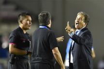 Hernán Darío 'Bolillo' Gómez y Jorge Luis Pinto casi se van a los golpes