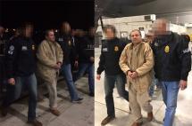 Extraditado Joaquín 'El Chapo' Guzmán llegó a Nueva York, EE.UU.