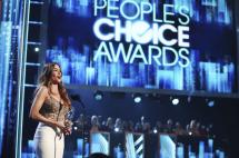 Sofía Vergara y J-Lo, ganadoras en los People's Choice Awards