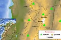 Temblor de 4,7 grados de magnitud sacudió a Chocó y al centro del país