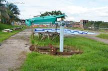 Obras de recuperación de Acuaparque en Buenaventura están abandonadas: Contraloría