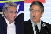 Ecuador se encamina a segunda vuelta para elegir presidente