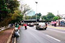 Habilitan paso en túnel de la Avenida Colombia tras caos vehicular en Cali