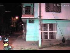 Autoridades estudian dos hipótesis sobre la masacre registrada en el Distrito de Aguablanca
