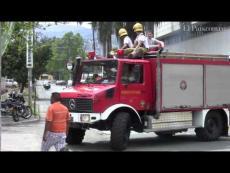 Videos y fotos: balance del temblor que sacudió a Cali y otros departamentos de Colombia